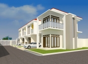 NEW Sutami Townhouse II (4 unit)