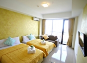 NEW Beverly Dago Apartment with Bandung City View (5 units)