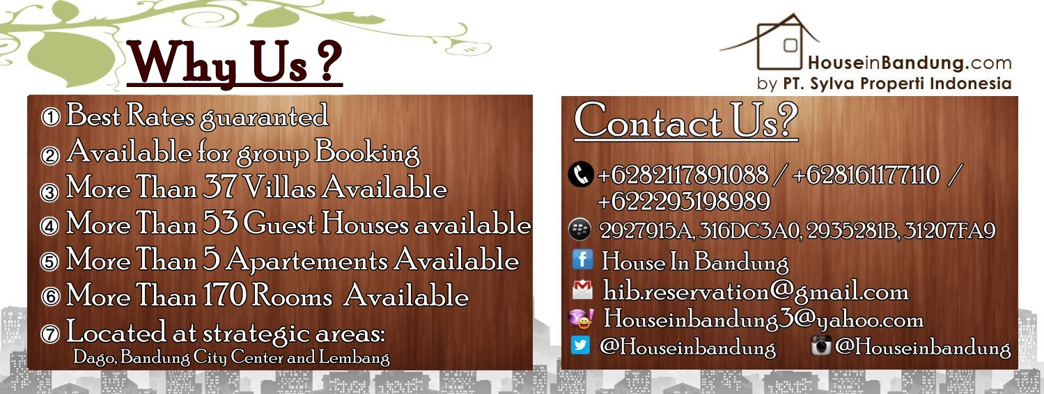 why HouseinBandung.com