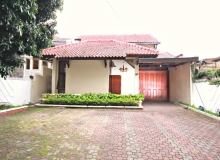 De Kapten Setiabudi Cottage (AVAILABLE FOR ONLY MONTHLY – YEARLY RENT)